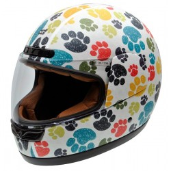 Casco NZI Activy Junior Pawprints