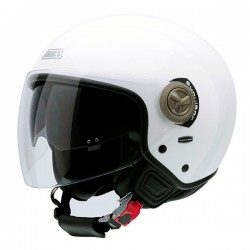 Casco NZI CENTER DUO WHITE