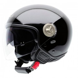 Casco NZI CENTER DUO BLACK