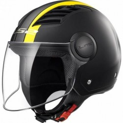 Casco LS2 AIRFLOW L OF562 METROPOLIS