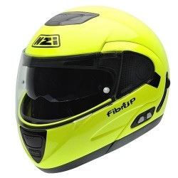 Casco Modular NZI FIBRUP DUO FLUO YELLOW PH