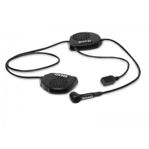 Intercomunicador Bluetooth SHAD BC22 (casco integral)