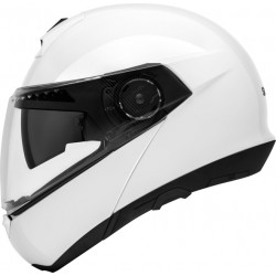 Casco Schuberth C4 Glossy White