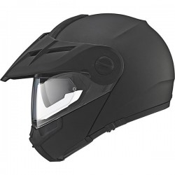 Casco Schuberth E1 Matt Black