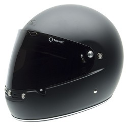 Casco NZI STREET TRACK MATT BLACK