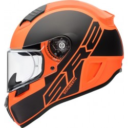 Casco Schuberth SR2 TRACTION Orange