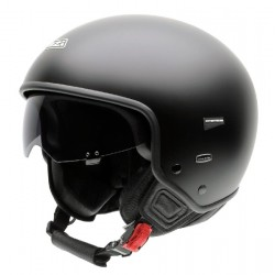 Casco NZI CITYCENTER SUN MATT BLACK