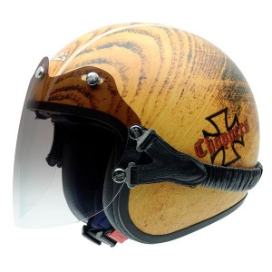 Casco NZI ROLLING II DUO CHOPPERS