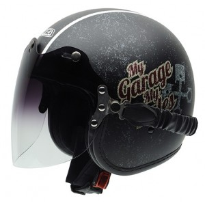 Casco NZI ROLLING II DUO MY RULES