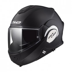 CASCO LS2 VALIANT FF399 Negro Mate