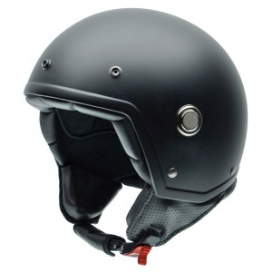 Casco NZI TONUP MATT BLACK