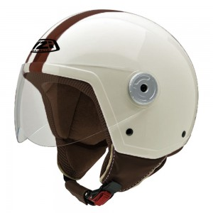 Casco NZI VINTAGE II CLASSIC CREAM BROWN