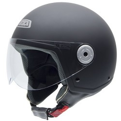 Casco NZI VINTAGE II MATT BLACK
