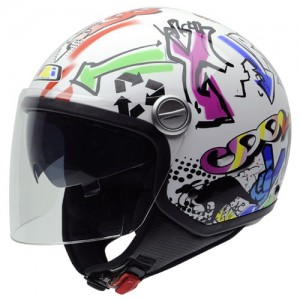Casco NZI CAPITAL DUO KISS