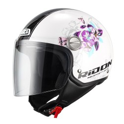 Casco NZI CAPITAL VISOR BLOOM