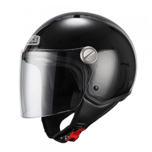 Casco NZI CAPITAL VISOR BLACK