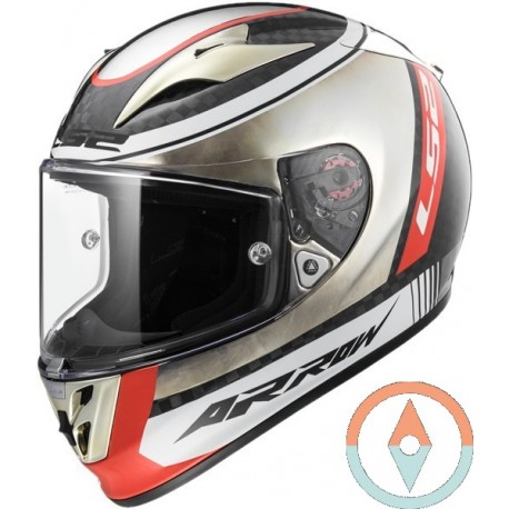Casco LS2 ARROW C EVO FF323 INDY