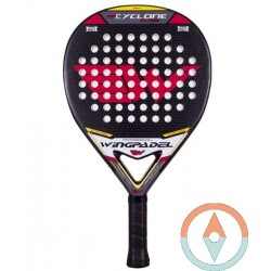 Pala Wingpadel Air Cyclone Glass