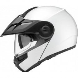 Casco Schuberth E1 GLOSSY WHITE
