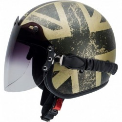 Casco NZI ROLLING 3 DUO GOLDEN DUCAT