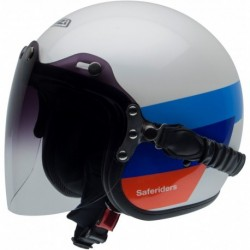 Casco NZI ROLLING 3 DUO W-SAFERIDERS