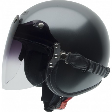 Casco NZI ROLLING 3 DUO METAL ANTRACITE