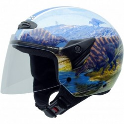 Casco NZI Helix II Junior REX