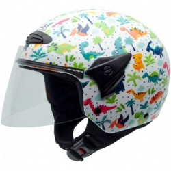 Casco NZI Helix II Junior TRIASSIC