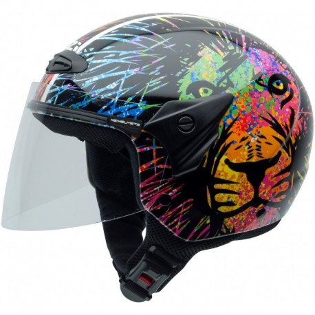 Casco NZI Helix II Junior LION