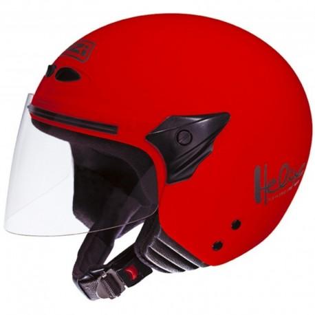 Casco NZI Helix II Junior RED