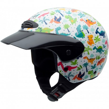 Casco NZI Single II Junior TRIASSIC