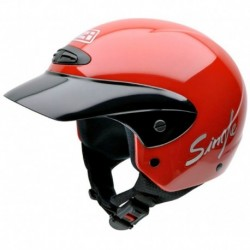 Casco NZI Single II Junior RED