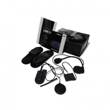 Intercomunicador Bluetooth LS2 LINKIN RIDE PAL III