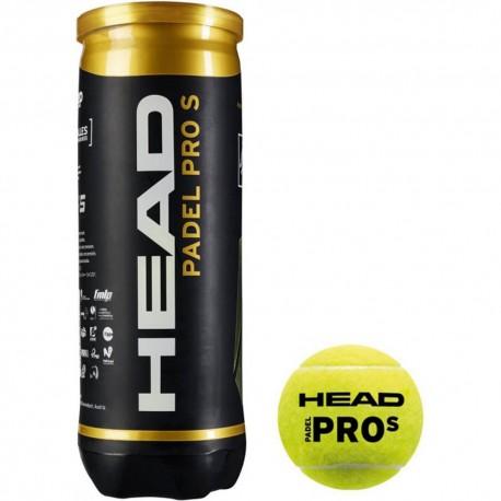 Pelotas Padel Head Padel Pro S