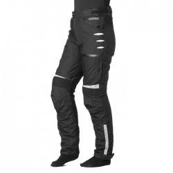 Pantalon De Cordura De Mujer Rainers Virginia Negro Blanco
