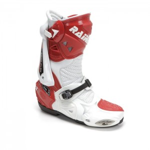 BOTAS RACING RAINERS 999 ROJO