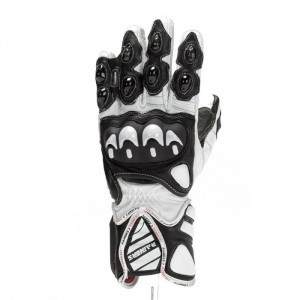 Guantes Racing Rainers X-ONE BLANCO